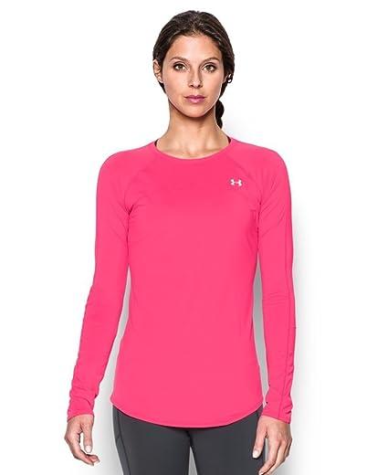 b48e9563 Amazon.com: Under Armour Sun Shader 50 Women's Long Sleeve Sports Top:  Sports & Outdoors