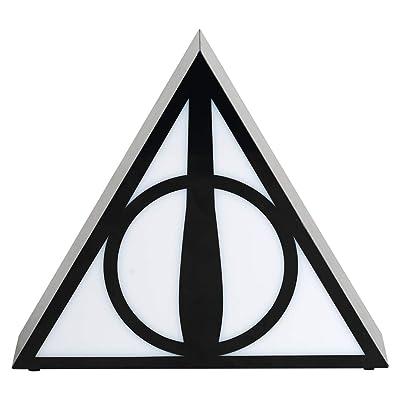 Harry Potter Deathly Hallows Novelty LED Desk Light: Home Improvement