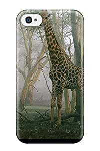 Hot JnLVNeY5160atOJM Case Cover Protector For Iphone 4/4s- Where Can I Buy Giraffe Print by Maris's Diary