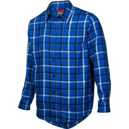 - Burton Havoc Tech Flannel Flannel 2013
