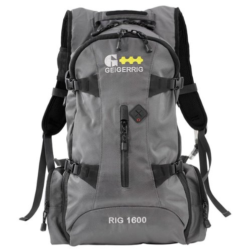 GEIGERRIG RIG 1600 - ガイガーリグ リグ 1600 B00BTJ4QCO Gunmetal Citrus(ガンメタル シトラス)