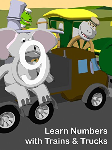number train - 8