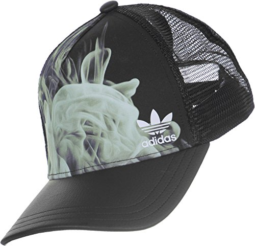 fd0b16577d3 Adidas Originals 2015 Women White Smoke Trucker Cap by Rita Ora Cap Black  S87030 - Buy Online in UAE.