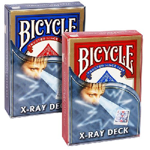 X-ray Deck (Bicycle X-ray Deck -- Blue)