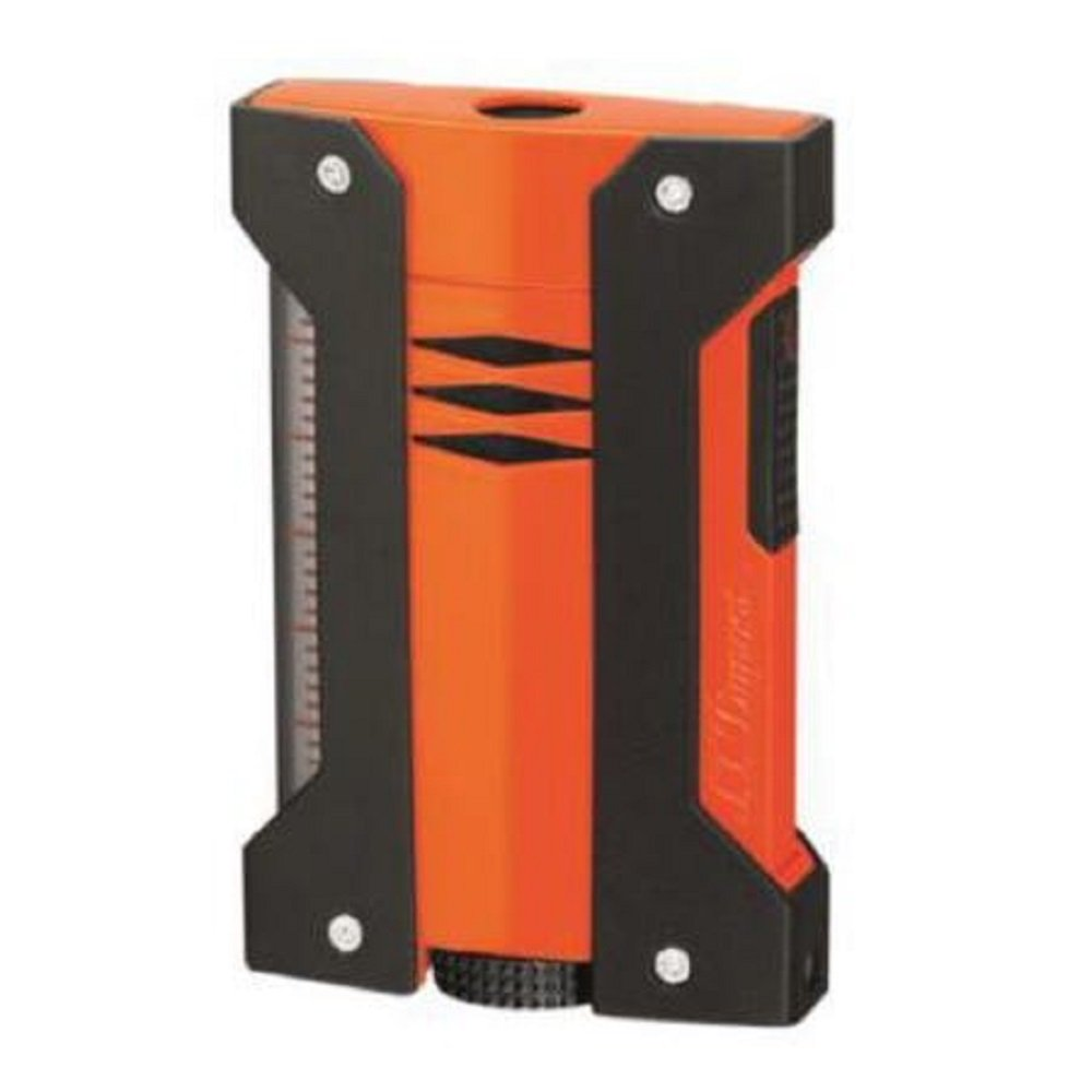 S.T. Dupont Defi Extreme Orange Torch High Altitude Lighter