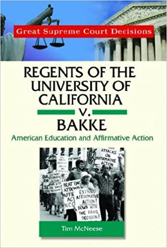 bakke v regents of university of california decision