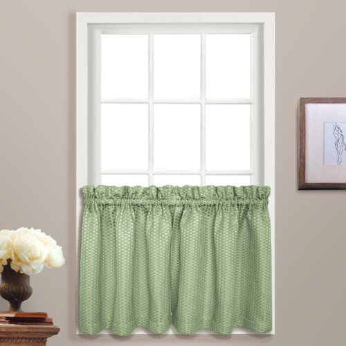 United Curtain Hamden Window Tier