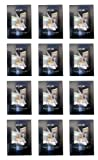 12 Movie Poster Frames 27x40 Thin Profile Solid Back Multi Frame Value Pack
