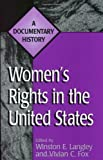 img - for Women's Rights in the United States by Vivian C Fox (1998-12-30) book / textbook / text book