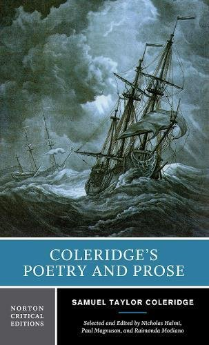Coleridge's Poetry and Prose (Norton Critical Editions)