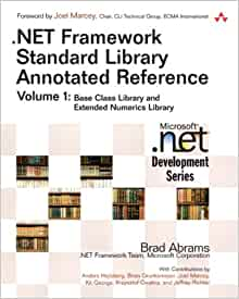 net framework standard library annotated reference volume 1 paperback 9780768682083. Black Bedroom Furniture Sets. Home Design Ideas