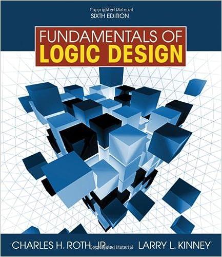 Fundamentals of logic design with companion cd rom jr charles h fundamentals of logic design with companion cd rom 6th edition fandeluxe Gallery