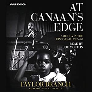 At Canaan's Edge Audiobook