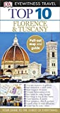 img - for Top 10 Florence and Tuscany (Eyewitness Top 10 Travel Guide) book / textbook / text book