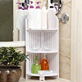 GL&G Bathroom Furniture Bathroom tripod Corner stand Shelf Landing Bathroom wash station Storage rack waterproof,B
