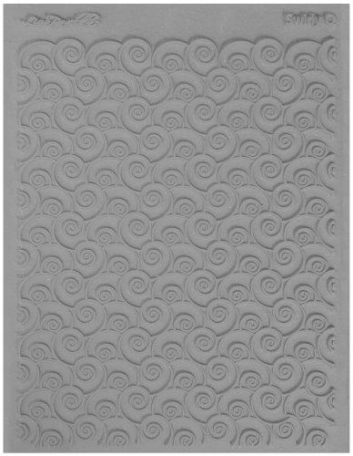 Lisa Pavelka 527101 Texture Stamp Swirley Q by JHB International Inc