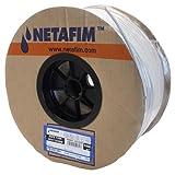 Netafim USA Super Flex UV Polyethylene Tubing, 5 mm to 1000', White