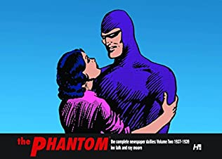 book cover of The Phantom: The Complete Newspaper Dailies Volume 2
