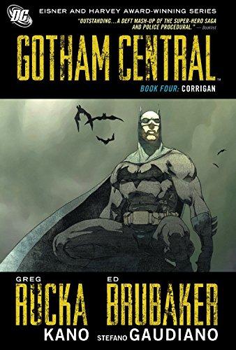 gotham central book - 5
