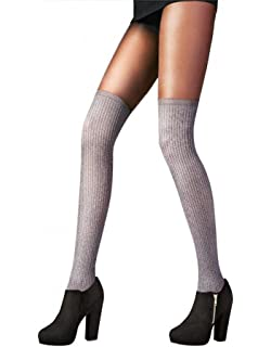 8536a2792ee Pretty Polly Women s Paint Splatter Tights Black Mix Pantyhose at ...