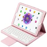 Best  - Eoso Keyboard Case iPad 10.5 Folding PU Leather Review