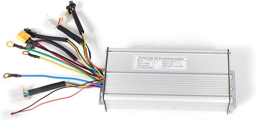 E-Bike DC Controller 36V 500W Steuergerät Pedelec eBike Brushed Controller