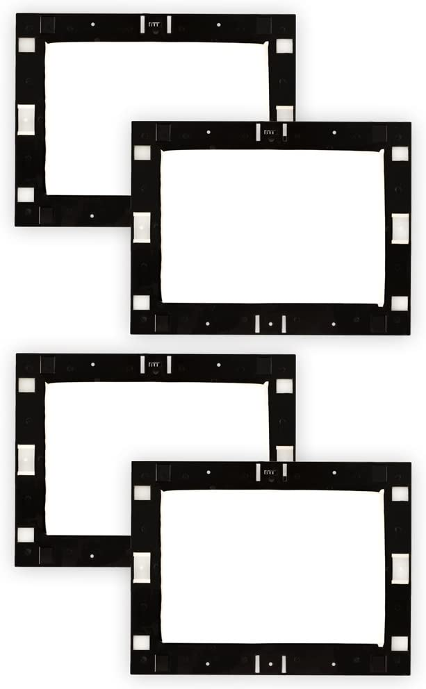 "Theater Solutions RK8W in Wall Installation Rough in Kit for 8"" Speakers 2 Pair Pack"