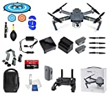 DJI Mavic Pro Fly More Combo Sky High Starter Bundle