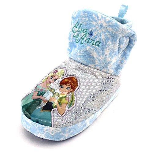 Disney Frozen Toddler Elsa Slippers
