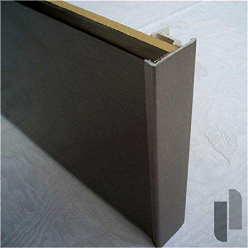 Sockelblende Edelstahl-ummantelt, 2 Stück 200 x 10 cm: Amazon.de ...