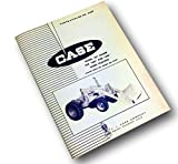J I Case Model 22 Loader For 430 440 Wheel Tractors Parts Catalog Manual A689