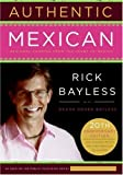 Authentic Mexican, Rick Bayless, 0061373265