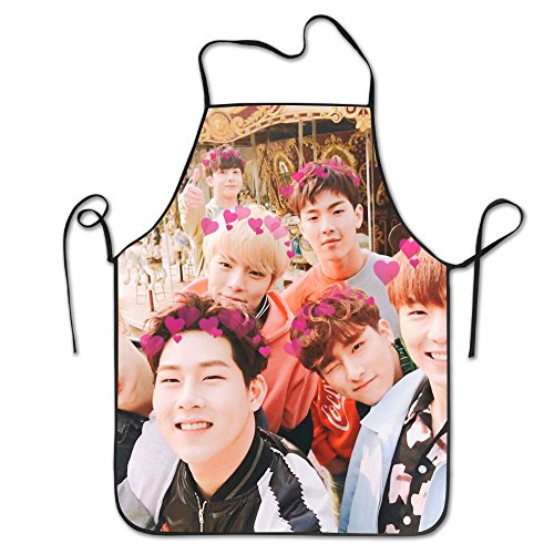 Les Mis Costumes Images (Monsta X Restaurant Home Kitchen Kitchen Aprons For Women And Men, Apron Bib For Cooking, Grill And Baking, Crafting, Gardening - Adjustable Neck Strap)