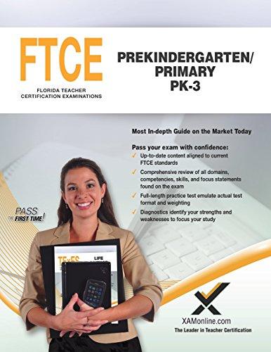 Pdf Test Preparation FTCE Prekindergarten/Primary PK-3