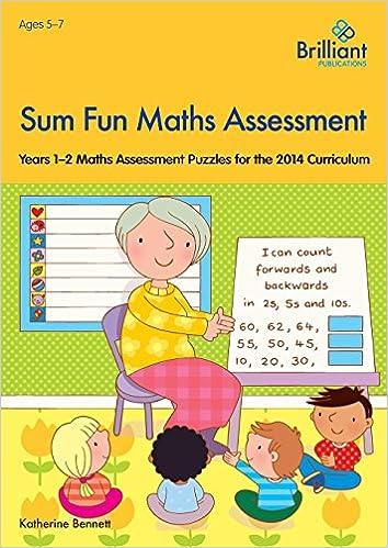 Amazon.com: Sum Fun Maths Assessment: Years 1-2 Maths Assessment ...