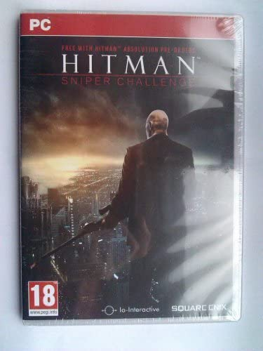 Hitman Absolution Sniper Challenge (PC) by Square Enix: Amazon.es ...