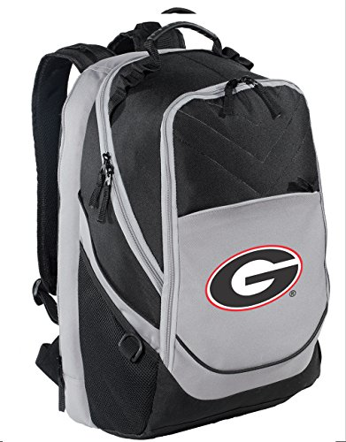 - University of Georgia Backpack Georgia Bulldogs Laptop Computer Bag