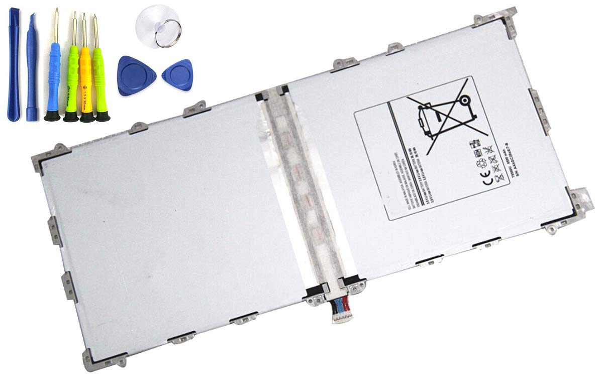 Bateria Dentsing T9500C 3.8V 36.10Wh/9500mAh Tablet para Samsung Galaxy Tab Note Pro 12.2 Inch SM-P900 P901 P905 UK Sell