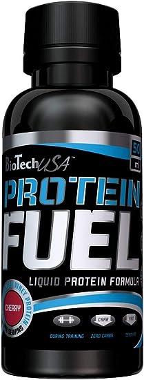 BioTech USA Fuel Proteínas, Sabor Frambuesa shot de 50ml ...