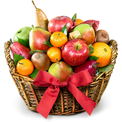 (Golden State Fruit California Bounty Fruit Gift Basket)