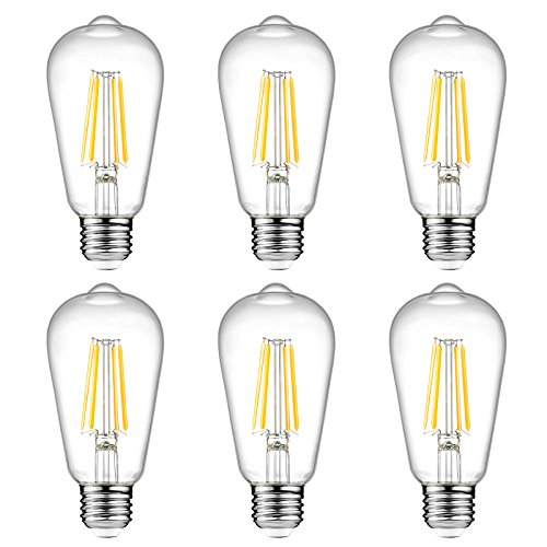 Clear 60 Watt Led Light Bulbs
