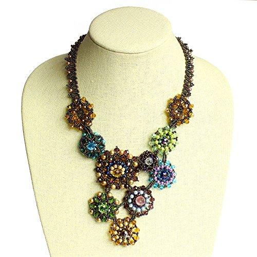 Designer Weave Necklace - 7