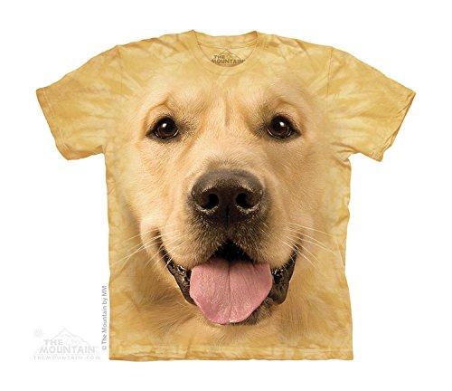 Golden Retriever T-Shirt by The Mountain