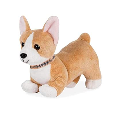 Our Generation Corgi Pup (Poseable): Toys & Games
