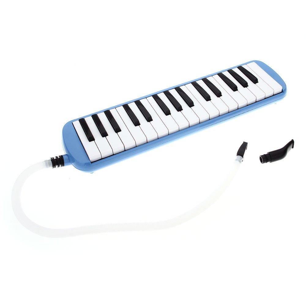 FACILLA Student Instructor 32 Key Melodica Piano Style Harmonica + Oxford Bag
