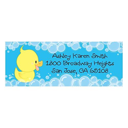 1st Birthday Address Labels - 4