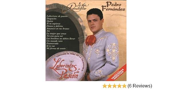 Lo Mas Romantico De Pedro Fernandez by Pedro Fernández on Amazon Music - Amazon.com