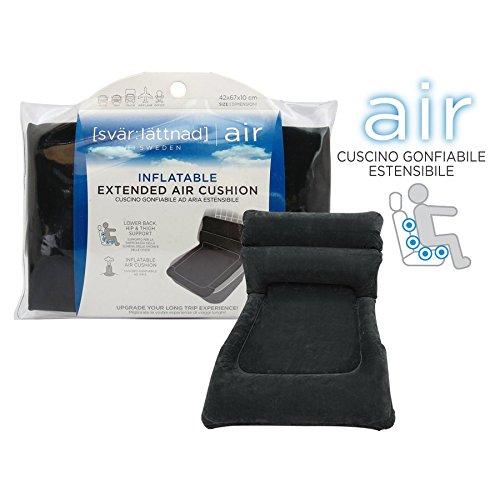 Cuscini e supporti Zona Seduta e Schiena Gonfiabile estensibile ad aria multifunzione SVAR LATTNAD