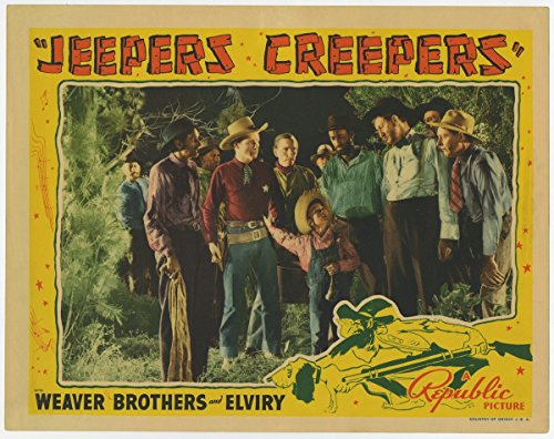 Jeepers Creepers - Premium Movie Poster Reprint 28 by 22 Unframed