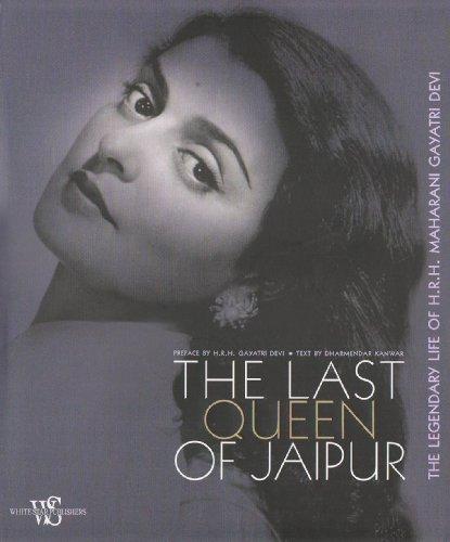 The Last Queen of Jaipur